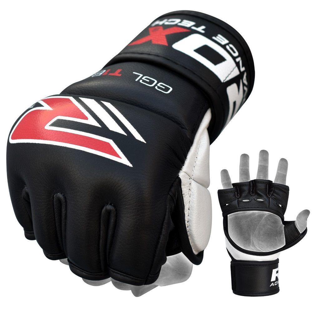 Перчатки MMA RDX T1B